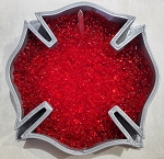 Maltese Cross Freshie Mold